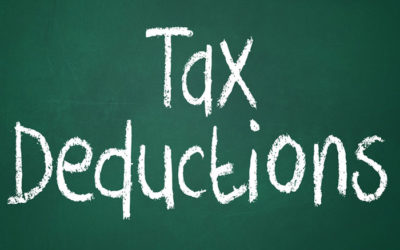 GETTING YOUR WORK RELATED DEDUCTIONS READY FOR TAX TIME