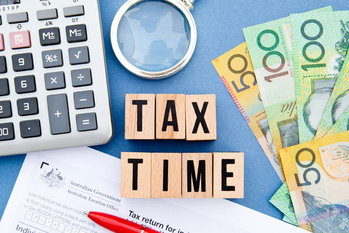 MORE ON PREPARING FOR TAX TIME