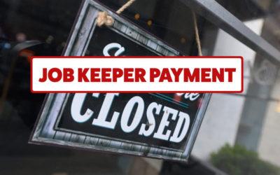 Job Keeper Payment