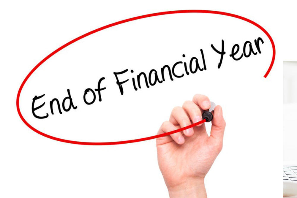 End of Financial Year Reminders