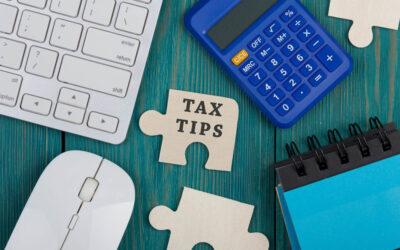 Last Minute Tax Tips — Urgent Reading
